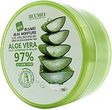 Kup Żel kojący Aloe vera - Blumei Jeju Moisture Aloe 97% Soothing Gel