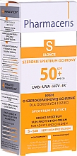 Kup Krem ochronny przed słońcem dla dorosłych i dzieci - Pharmaceris S Broad Spectrum Sun Protect Cream SPF50