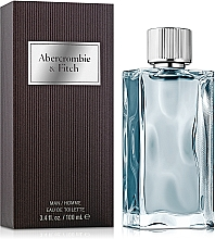 Kup Abercrombie & Fitch First Instinct - Woda toaletowa