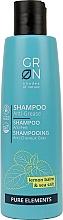 Kup Szampon przeciw przetłuszczającej się skórze głowy - GRN Pure Elements Anti-Grease Shampoo