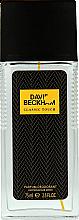Kup David Beckham Classic Touch Limited Edition - Perfumowany dezodorant w atomizerze