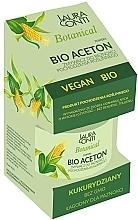 Kup Zmywacz do paznokci z gąbką - Laura Conti Botanical Bio Aceton