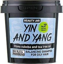 Kup Szampon do włosów tłustych Yin and Yang - Beauty Jar Shampoo For Oily Hair