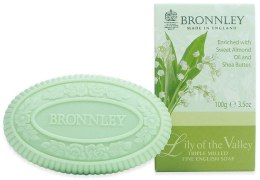 Kup Mydło do ciała - Bronnley Lily Of The Valley Triple Milled Soap