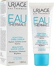 Kup Nawilżający krem do twarzy nadający skórze blasku - Uriage Eau Thermale Beautifier Water Cream