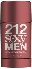 Kup Carolina Herrera 212 Sexy Men - Dezodorant w sztyfcie