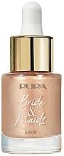 Kup Rozświetlająca baza pod makijaż - Pupa Bride & Maids Elixir
