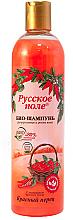 Kup Bioszampon wzmacniający włosy i przyspieszający ich wzrost Czerwona papryka - Fratti HB Rosyjskie Pole