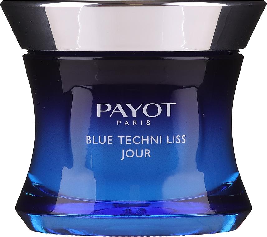 Wygładzający krem do twarzy - Payot Blue Techni Liss Jour — фото N1