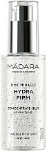 Kup Nawilżający żel hialuronowy do twarzy - Madara Cosmetics Time Miracle Hydra Firm Hyaluron Concentrate Jelly