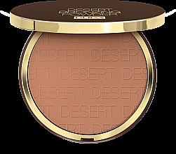 Kup Puder brązujący w kompakcie - Pupa Desert Bronzing Face Powder