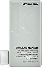 Kup Stymulujący szampon odświeżający do włosów i skóry głowy dla mężczyzn - Kevin.Murphy Stimulate-Me Wash Shampoo