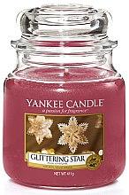 Kup Świeca zapachowa w słoiku - Yankee Candle Glittering Star Festive Collection