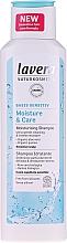 Kup Szampon nawilżająco-pielęgnacyjny do włosów - Lavera Basis Sensitive Moisturizing & Care Shampoo