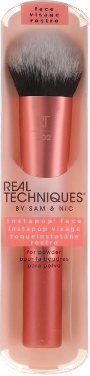 Pędzel do twarzy - Real Techniques Instapop Base Face Brush — фото N1
