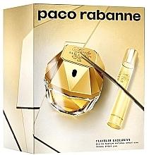 Kup Paco Rabanne Lady Million Traveler Exclusive - Zestaw (edp 80 ml + edp 20 ml)