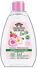 Kup Różana woda micelarna - Giardino Dei Sensi Rose Micellar Water