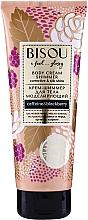 Kup Krem do ciała z błyszczącymi drobinkami - Bisou Collagen&Blackberry Body Cream Shimmer