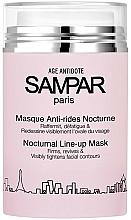 Kup Przeciwzmarszczkowa maska na noc - Sampar Nocturnal Line up Mask