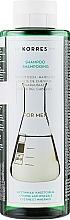 Kup Szampon przeciw wypadaniu włosów dla mężczyzn - Korres Pure Greek Olive Shampoo