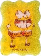 Kup Gąbka kąpielowa dla dzieci, Spongebob, żółta - Suavipiel Sponge Bob Bath Sponge