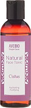 Kup Woda z czystka - Avebio Natural Face Tonic Cistus