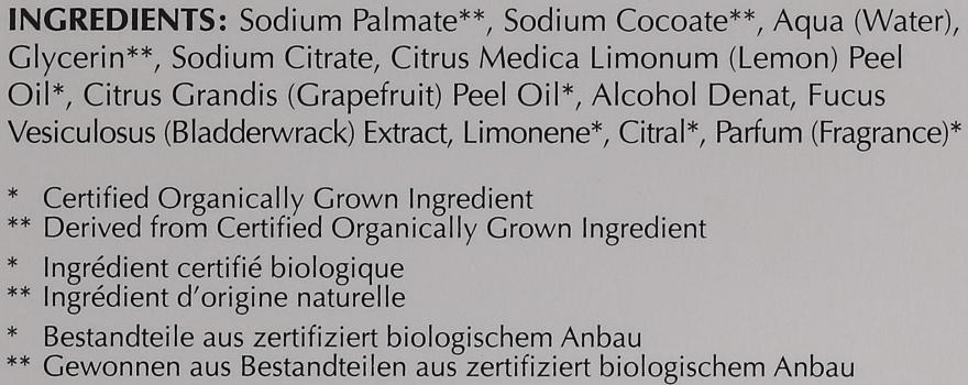 Mydło kosmetyczne Detox - Bentley Organic Body Care Detoxifying Soap Bar — фото N4