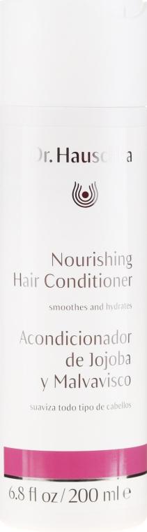 Odżywkę do włosów - Dr. Hauschka Nourishing Hair Conditioner — фото N1