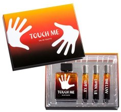 Kup Concept V Design Touch Me - Zestaw (edt 100 ml + edt 3 x 20 ml)