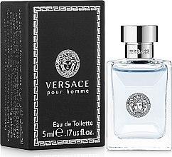 Kup Versace Pour Homme - Woda toaletowa (mini)