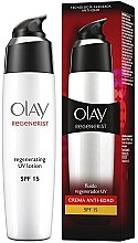 Kup Regenerujący balsam do twarzy SPF 15 - Olay Regenerist Day Fluid Lotion