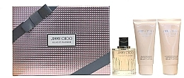 Kup Jimmy Choo Illicit Flower - Zestaw (edt 100ml + b/l 100ml + s/g 100ml)