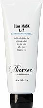 Kup Oczyszczająca maska do twarzy z glinką - Baxter of California Clay Mask AHA