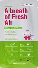 Kup Dotleniająca maseczka do twarzy - Leaders Urban Shield Mask