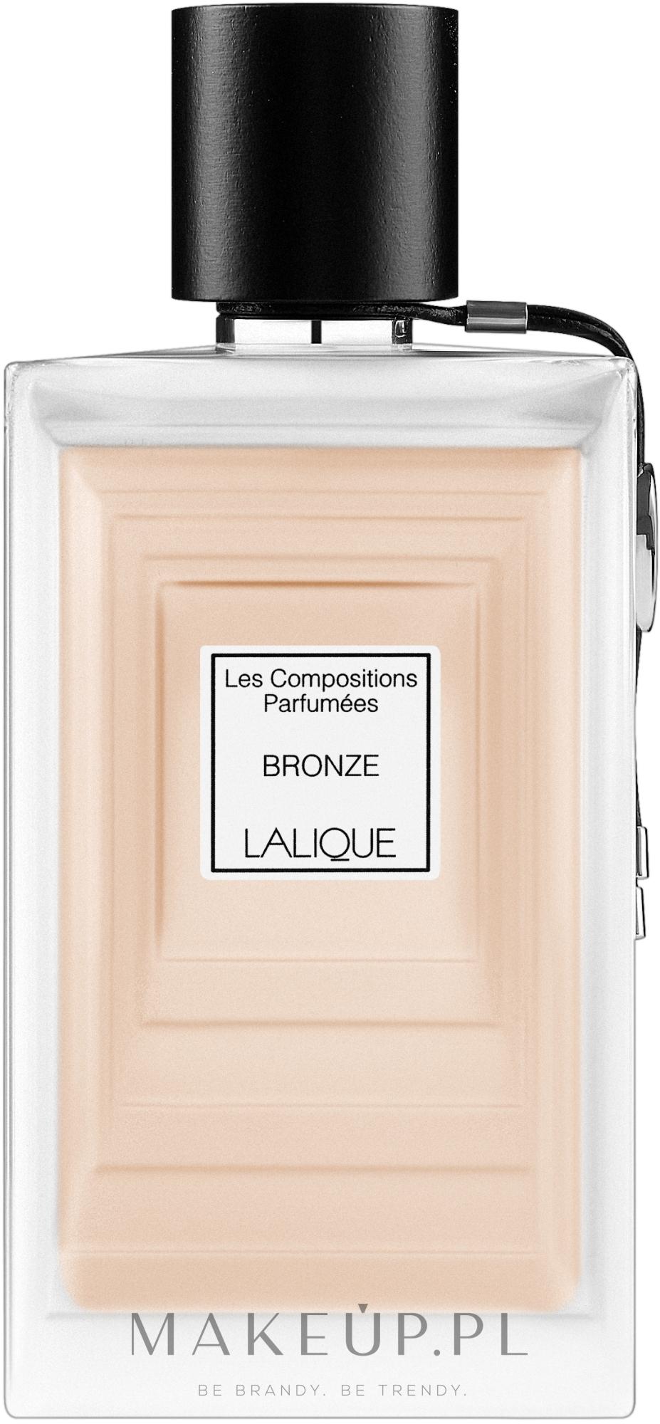 lalique les compositions parfumees - bronze