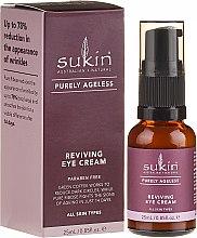 Kup Krem odświeżający do skóry wokół oczu - Sukin Purely Ageless Reviving Eye Cream