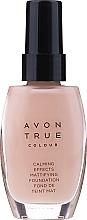 Kup Rozświetlający podkład w płynie - Avon True Colour Calming Effects Illuminating Foundation