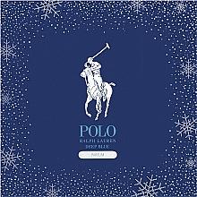 Kup Ralph Lauren Polo Deep Blue Holiday Gift Set - Zestaw (parfum/125ml + parfum/40ml)