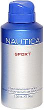 Kup Nautica Nautica Voyage Sport - Dezodorant w sprayu dla mężczyzn