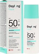 Kup Delikatny fluid przeciwsłoneczny do skóry wrażliwej SPF 50+ - Daylong Sensitive Facial Solar Fluid