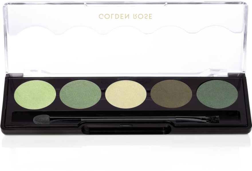 Paleta cieni do powiek - Golden Rose Professional Palette Eyeshadow