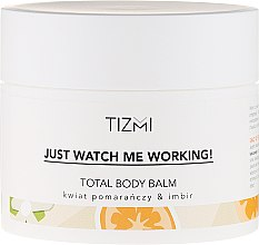 Kup Balsam do ciała - Tizmi Total Body Balm Orange Blossom & Ginger