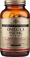 Kup Suplement diety Omega-3 EPA i DHA - Solgar Triple Strength 950 Mg