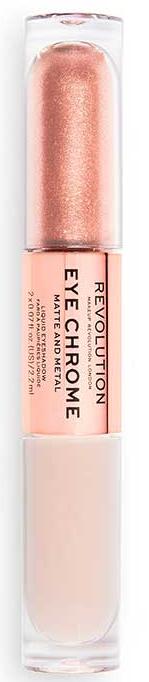 Cienie do powiek w płynie - Makeup Revolution Eye Chrome Liquid Eyeshadow