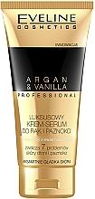 Kup Luksusowy krem-serum do rąk i paznokci - Eveline Cosmetics Argan & Vanilla Professional