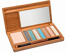 Kup Paleta mineralnych cieni do powiek - Alilla Cosmetics California Palette
