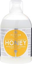 Kup Naprawczy szampon z ekstraktem z miodu - Kallos Cosmetics Honey Shampoo