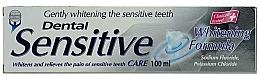 Kup Delikatna pasta wybielająca do zębów - Dental Sensitive Whitening Formula