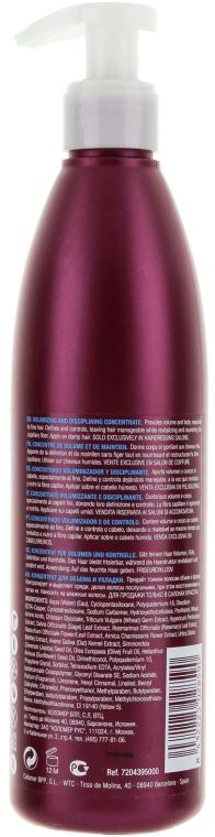 Modelujący koncentrat zwiększający objętość włosów - Revlon Professional Pro You Texture Substance Up — фото N2
