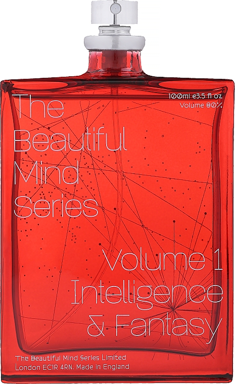 Escentric Molecules The Beautiful Mind Series Intelligence & Fantasy - Woda toaletowa